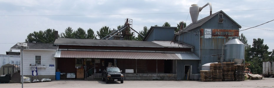 Welcome to the Peshtigo Feed Mill